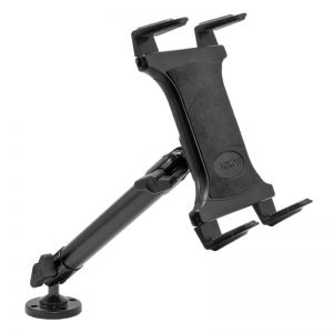 TAB805   Arkon Tablet Mount Bundle 10in Heavy-Duty Aluminum Mount with 4-Hole Drill Base