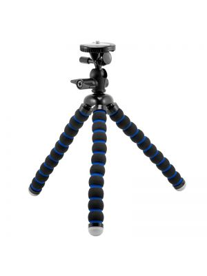 CMPTRIXL | Arkon 11inch Camera Tripod Mount for Canon Nikon Samsung and Other 1/4inch-20 Digital Cameras