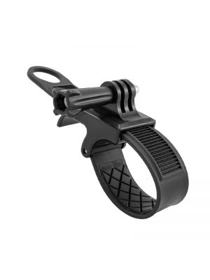 GP234 | Arkon GoPro Mount - Zip Tie Style Strap Mount One-Piece Buckle