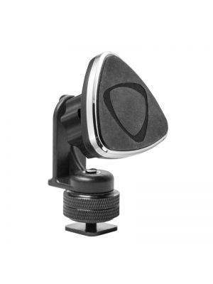 IBMAGHOTSHOE | Arkon Camera Hot Shoe Mount with IBOLT Triangular Magnetic Head