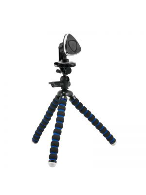 IBMAGTRIXL | Arkon 11in Flexible Tripod with IBOLT Triangular Magnetic Head