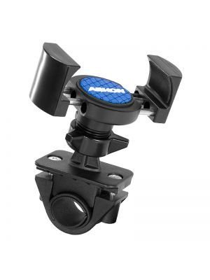 RV127 | Arkon RoadVise Series - Bicycle or Motorcycle Handlebar Universal Smartphone Mount (RV001WR + GN032)