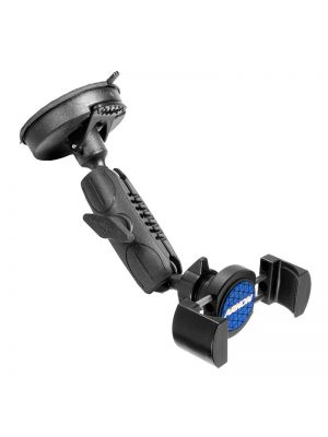 RV180 | Arkon RoadVise Series - Windshield Suction Universal Smartphone Mount (RV001WR + RM0802T + SP25MM17)