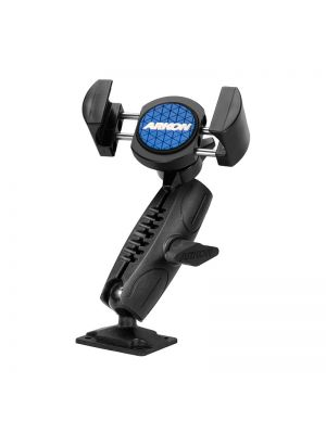 RVAMPS | Arkon RoadVise Series - Universal Smartphone AMPS Mount (RV001WR + RMAMPS2517)