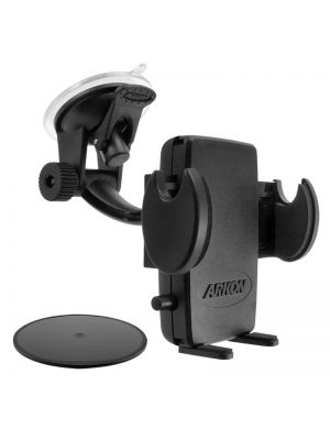 SM415 | Arkon Mega Grip Mount Windshield / Dashboard / Console Mount