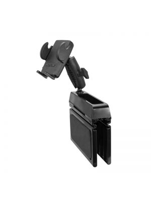 SM4SEATMT | Arkon Car Console Wedge Mount with SM040-2 Holder