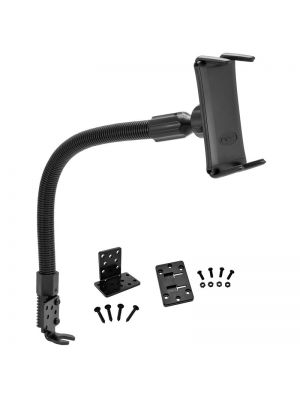 SM688 | Arkon Slim-Grip ULTRA 18in Seat Rail / Floor Mount