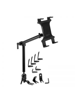 TAB801 | Arkon Tablet Mount Bundle 22in Heavy-Duty Aluminum Seat Rail