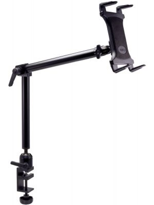 TAB802 | Arkon Tablet Mount Bundle 22in Heavy-Duty Aluminum C-Clamp