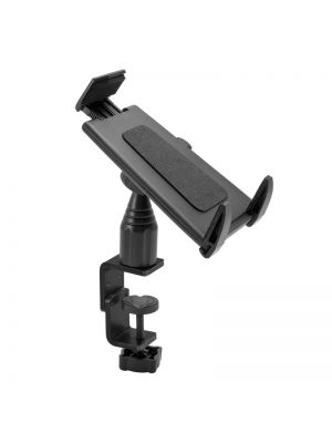TABPB086 | Arkon Tablet Mount with Push Button Universal Holder and Adjustable C-Clamp Base