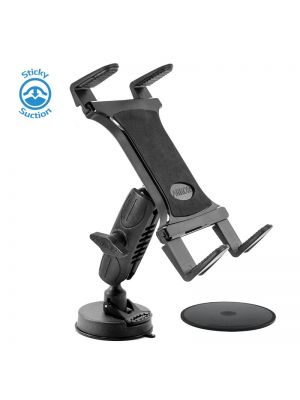 TABRM079 | Arkon Robust Mount Series - Universal Sticky Suction Windshield Dash Tablet Mount