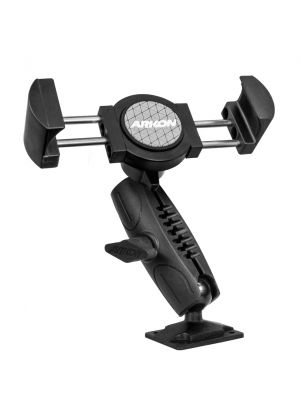 XLRMAMPS | Arkon RoadVise XL Wall Phone Drill Base Mount Phone and Midsize Tablets